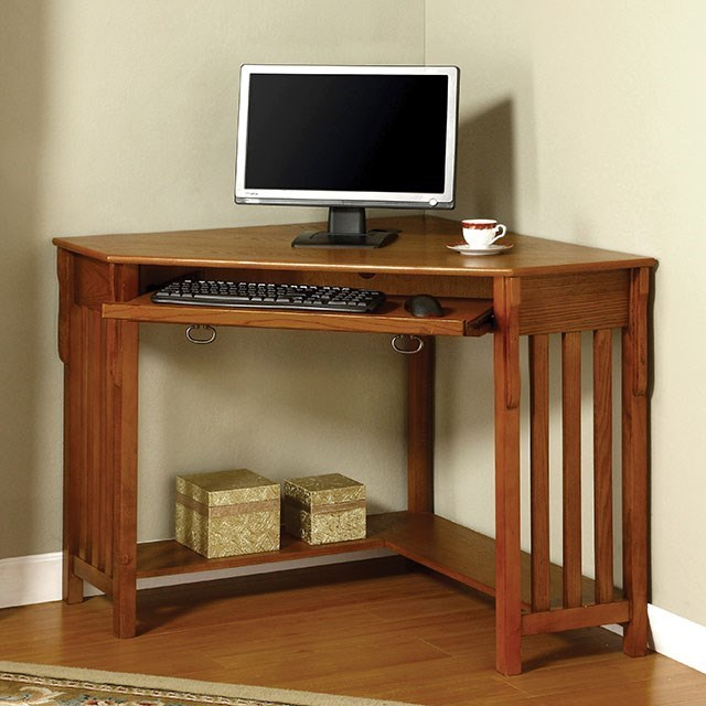 Toledo Corner Desk at Household Furniture