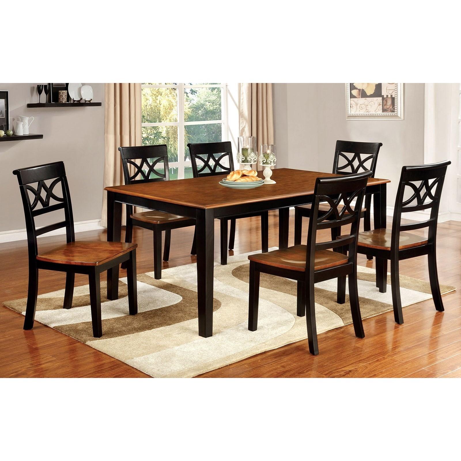 Torrington Dining Table Set at Household Furniture