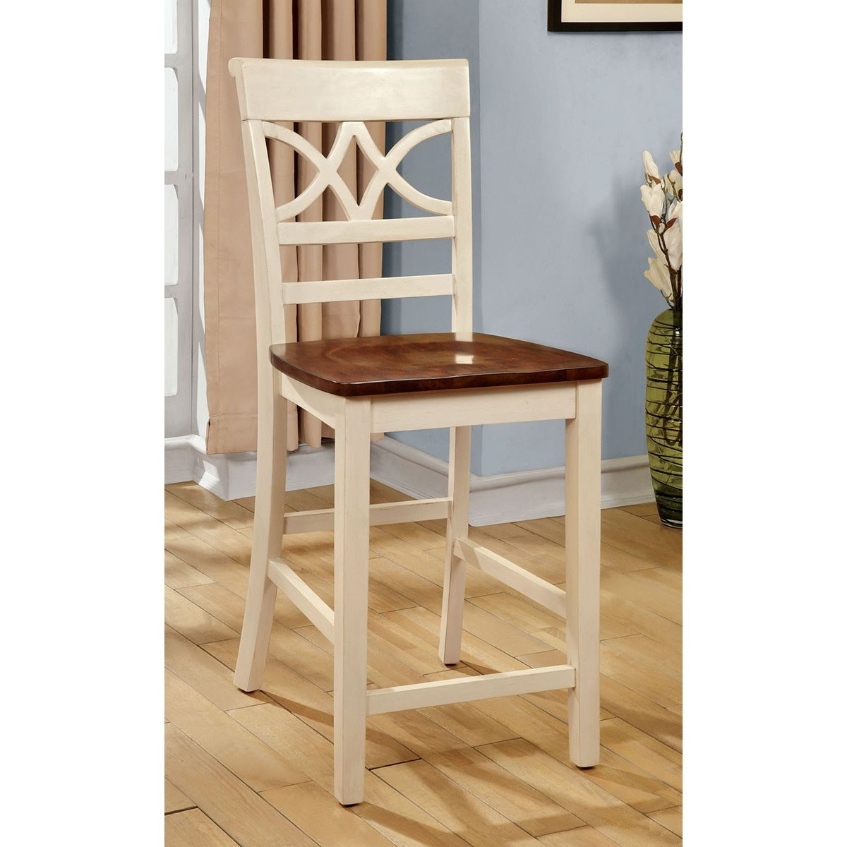 Torrington Set of Two Counter Height Stools at Household Furniture