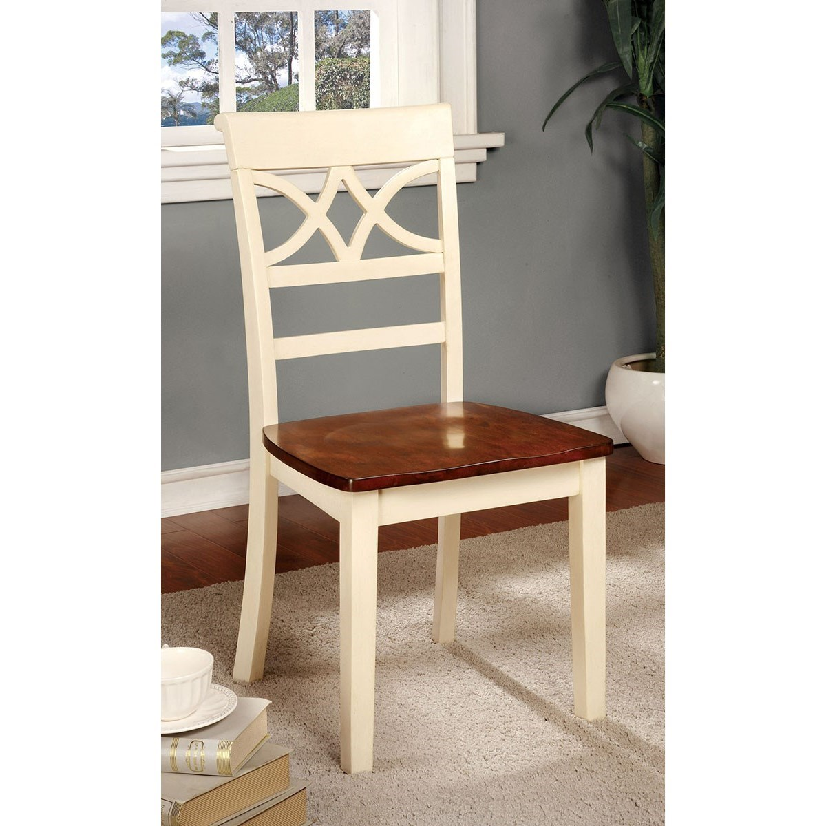Torrington Set of Two Side Chairs at Household Furniture