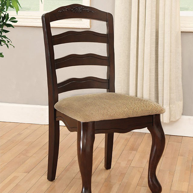 Townsville Set of 2 Side Chairs at Household Furniture