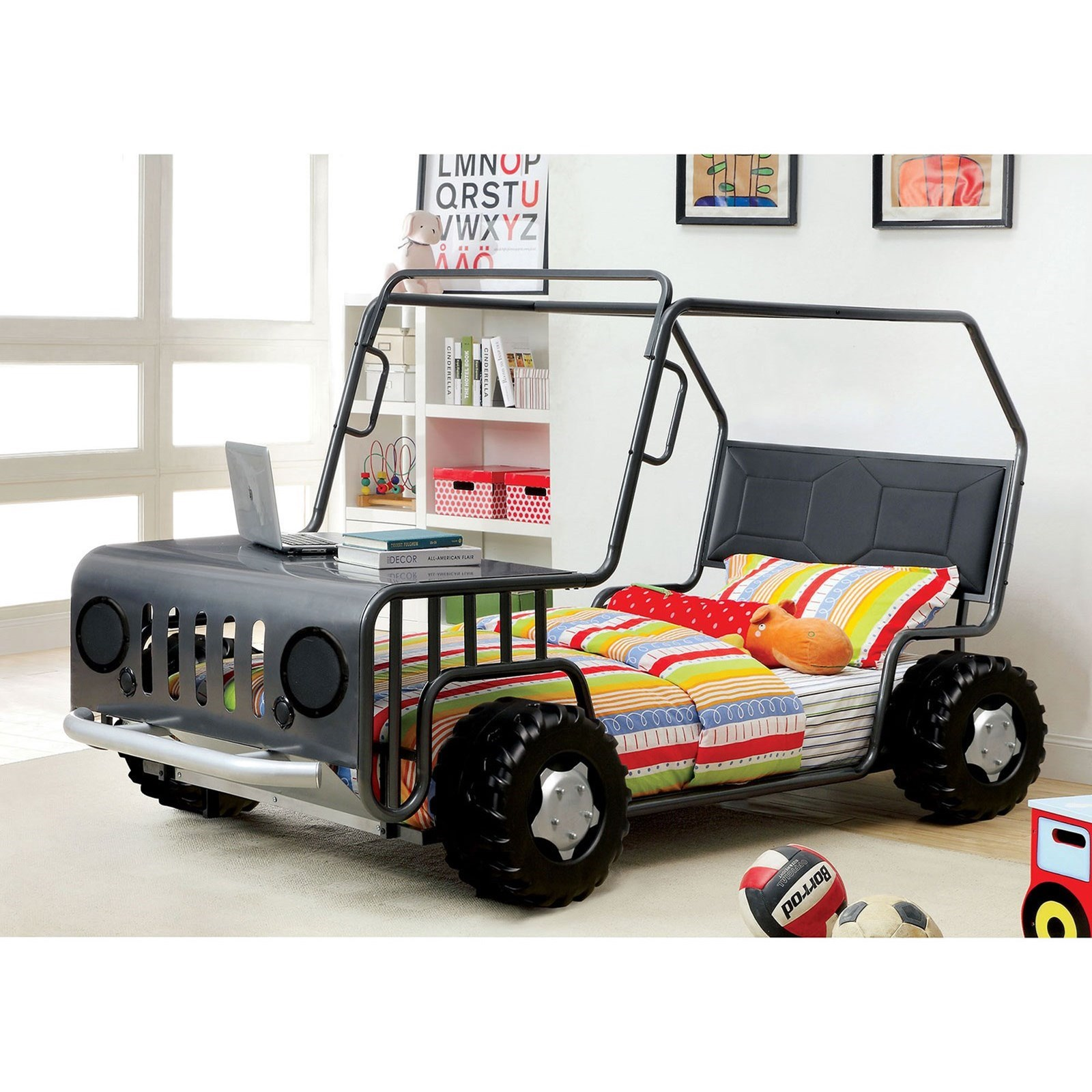 Trekker Twin Bed at Household Furniture