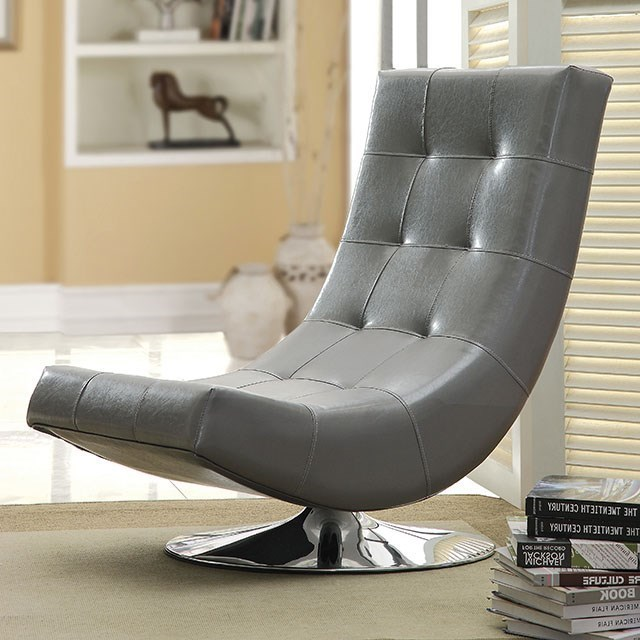 Trinidad Swivel Chair at Household Furniture