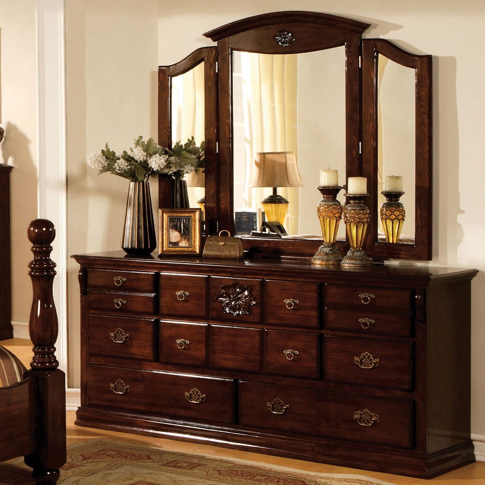 Tuscan II Dresser at Household Furniture