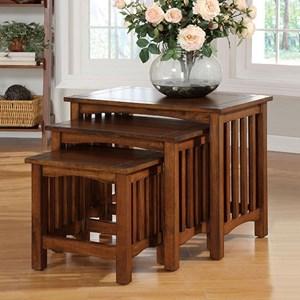 3 Nesting Table Set