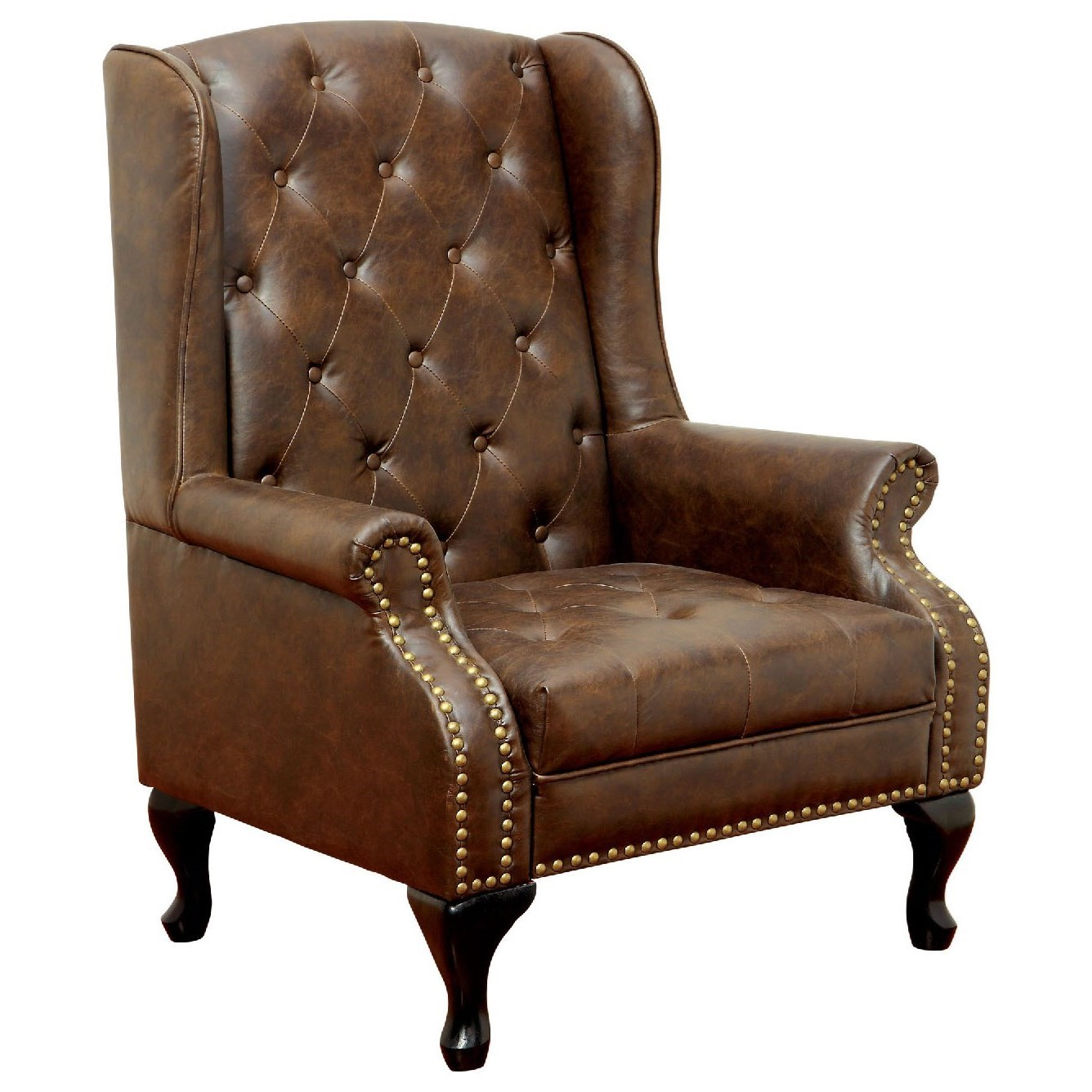 Vaugh Accent Chair at Household Furniture