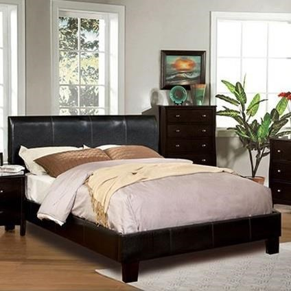 Villa Park Twin Bed by Furniture of America at Nassau Furniture and Mattress