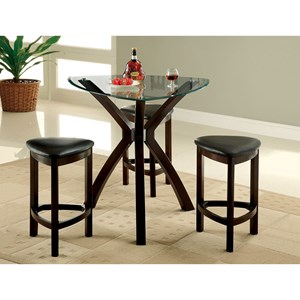 Modern Counter Height Dining Set