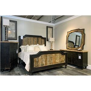 Cara King Bed