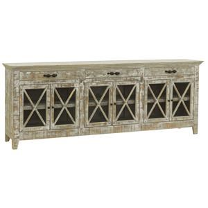 Butlers Media Console