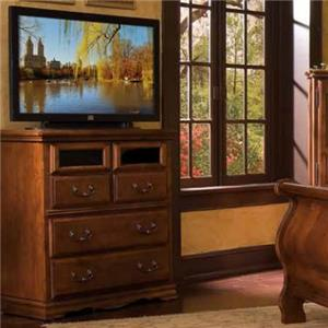Furniture Traditions Alder Hill Entertainment Console