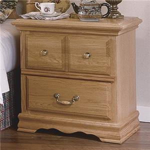 Furniture Traditions Master-Piece Nightstand
