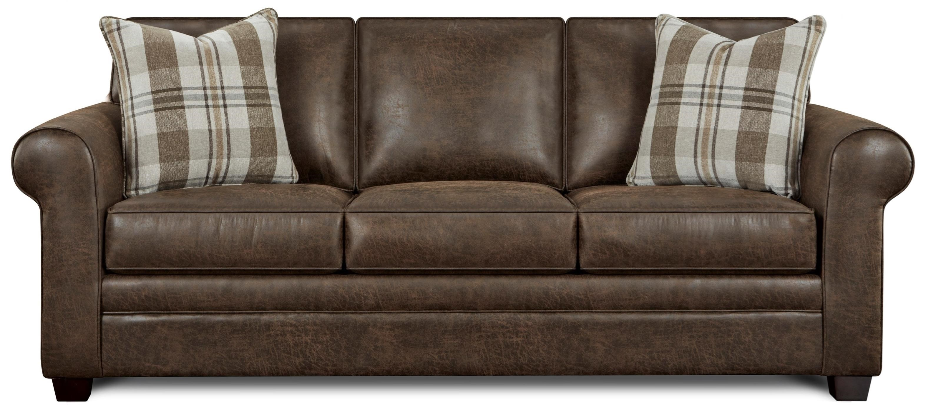 Sleeper Program Queen Sleeper by Fusion Furniture at Miller Waldrop Furniture and Decor