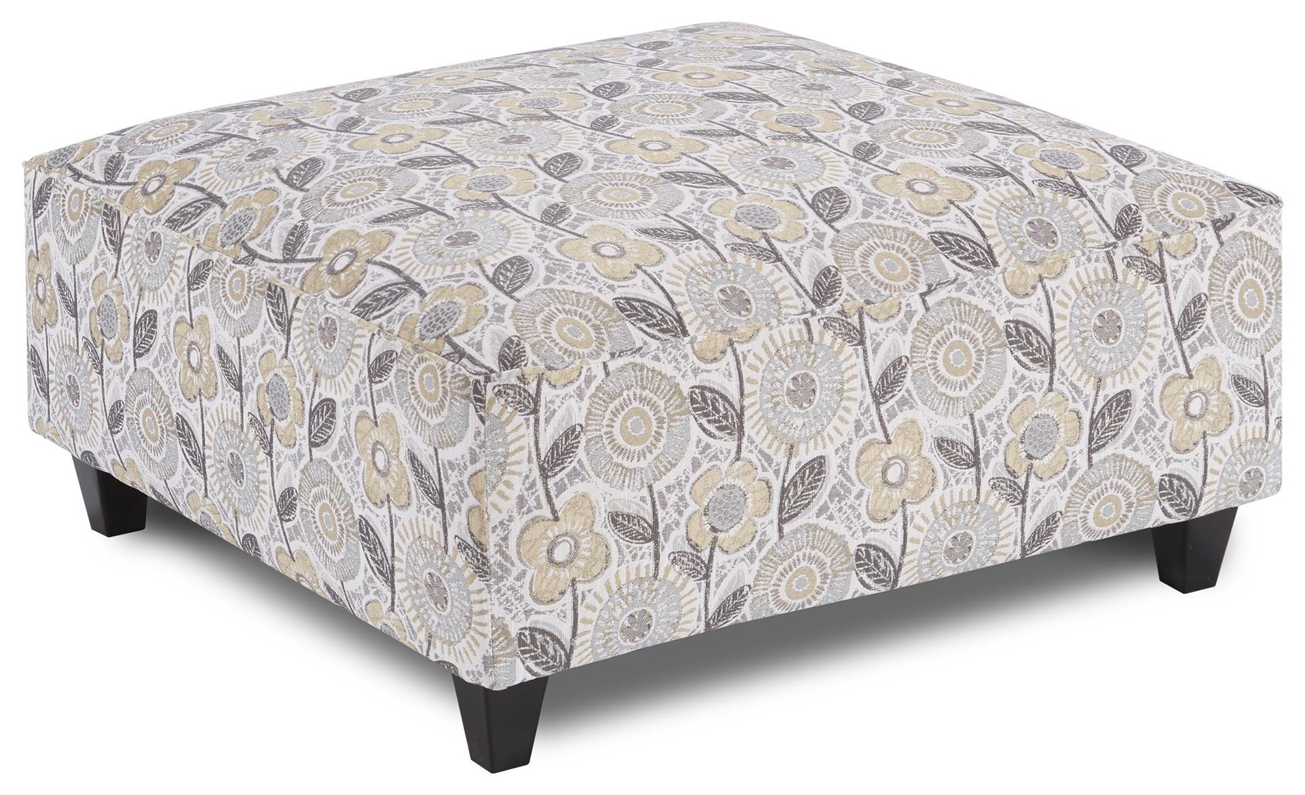 109 Cocktail Ottoman by Kent Home Furnishings at Johnny Janosik