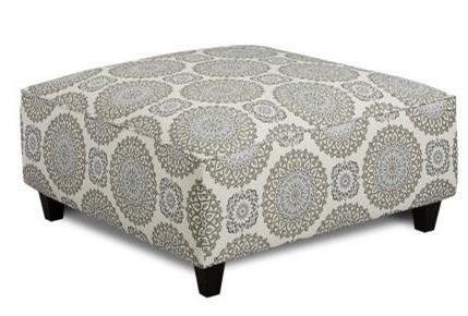 109 Square Ottoman by Fusion Furniture at Standard Furniture