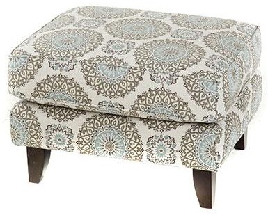 1140 Grande Mist Accent Ottoman by Fusion Furniture at Furniture Fair - North Carolina