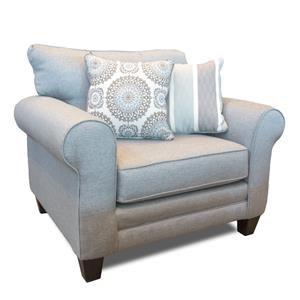 Fusion Furniture Grande Mist Chair & A Half