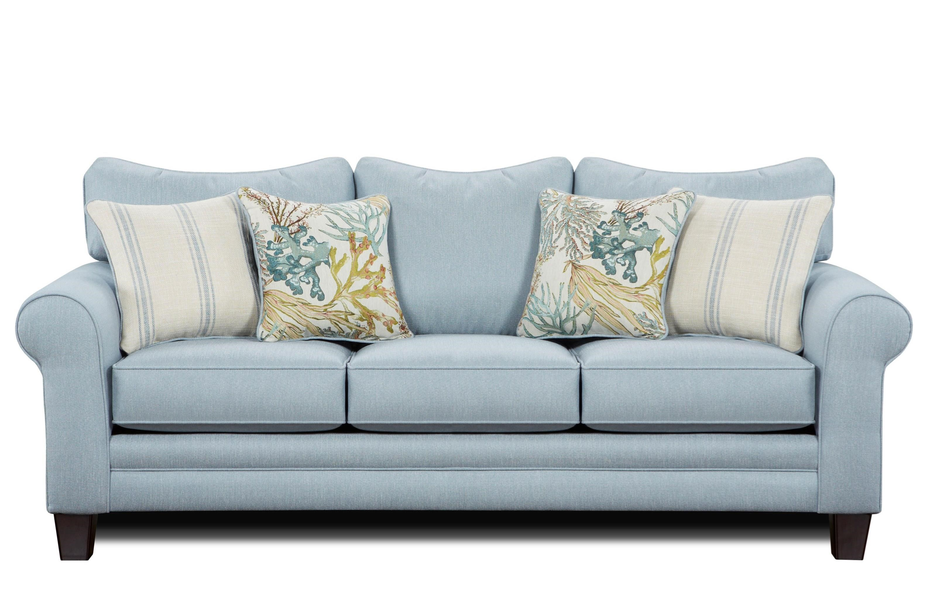 1140 Sofa by Fusion Furniture at Furniture Superstore - Rochester, MN