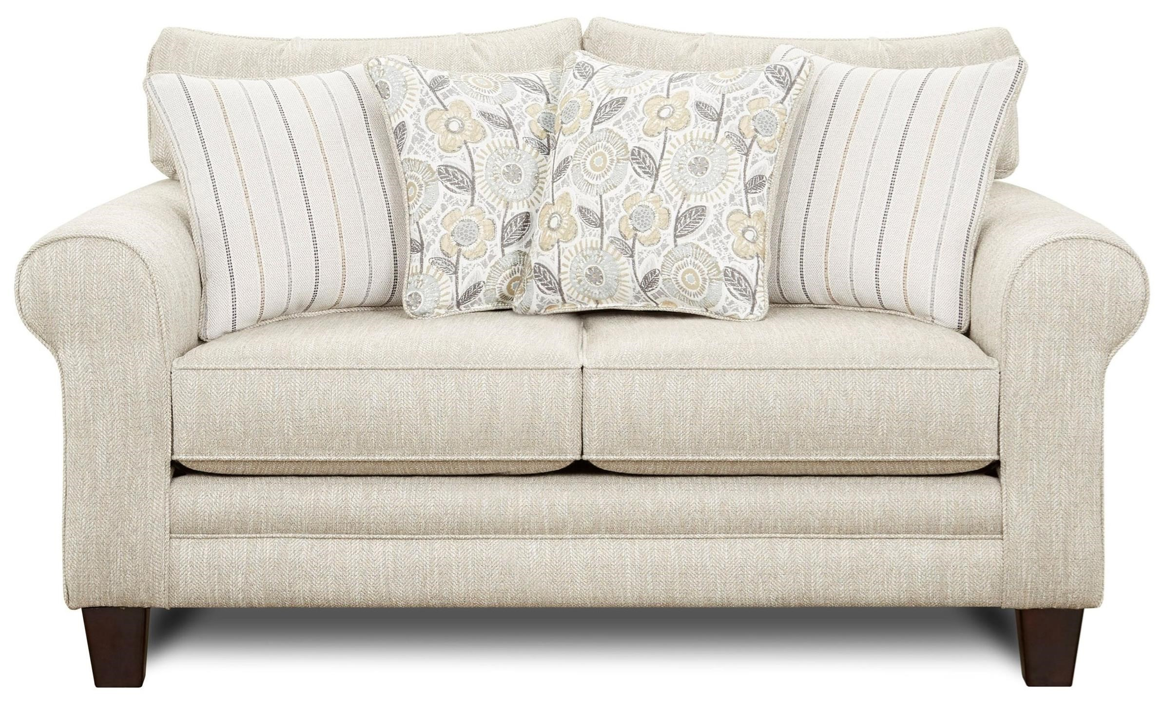 1140 Loveseat by Fusion Furniture at Wilson's Furniture