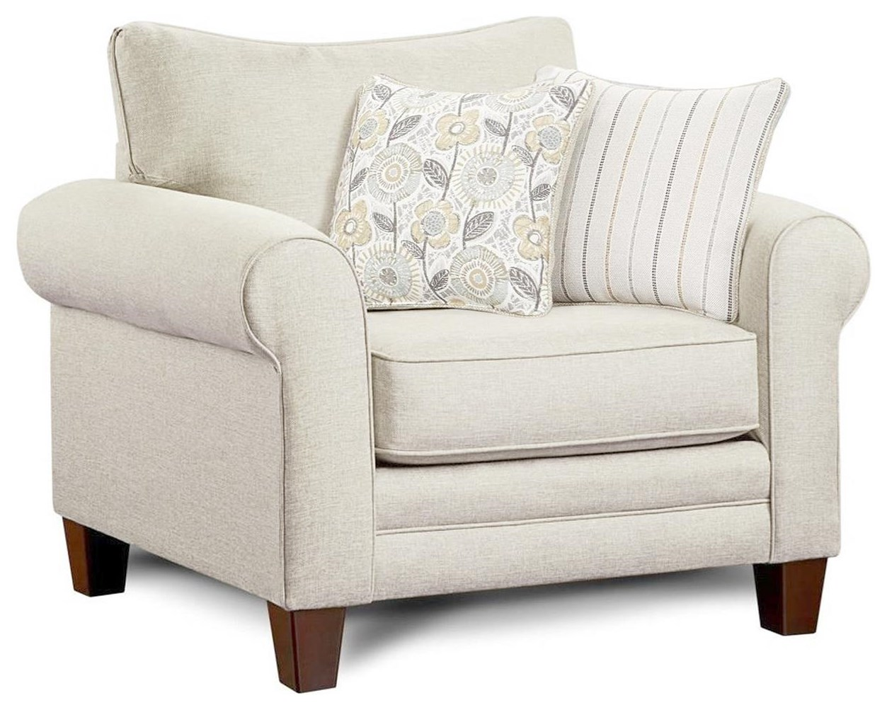 1140 Chair and 1/2 by Kent Home Furnishings at Johnny Janosik