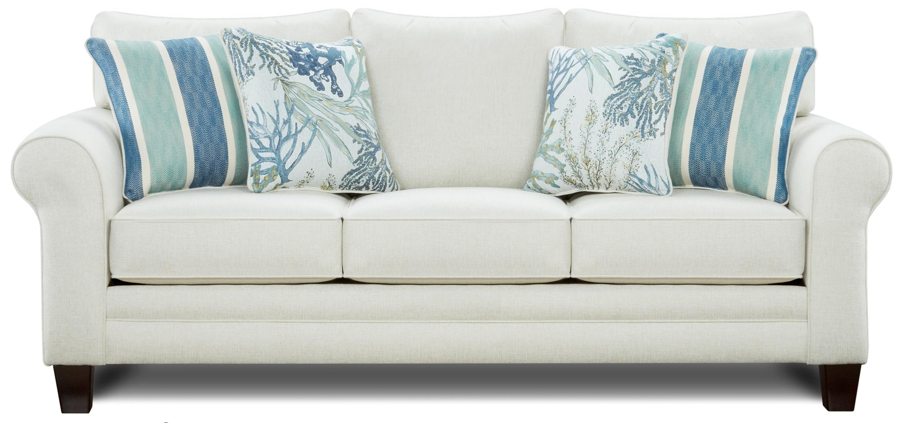 1140 Sleeper Sofa by Fusion Furniture at Furniture Superstore - Rochester, MN