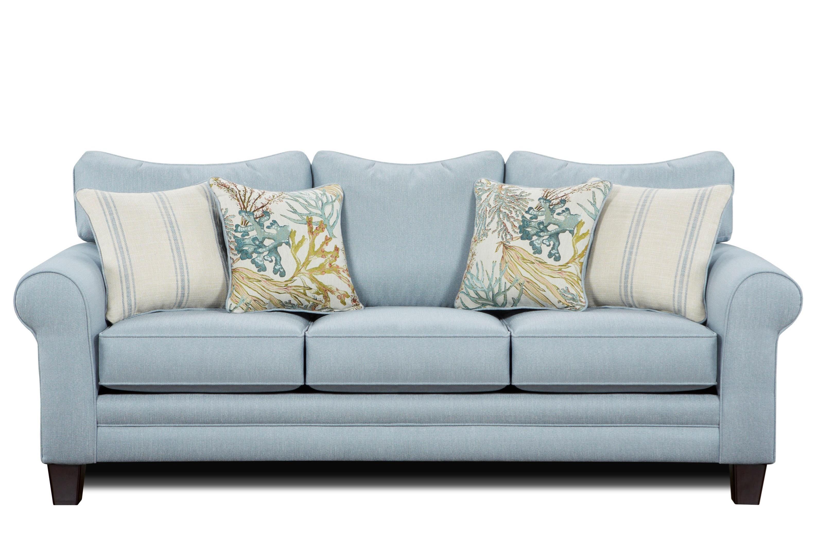 1140 Sleeper Sofa by Kent Home Furnishings at Johnny Janosik