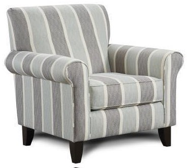 Phoebe Accent Chair by Fusion Furniture at Crowley Furniture & Mattress
