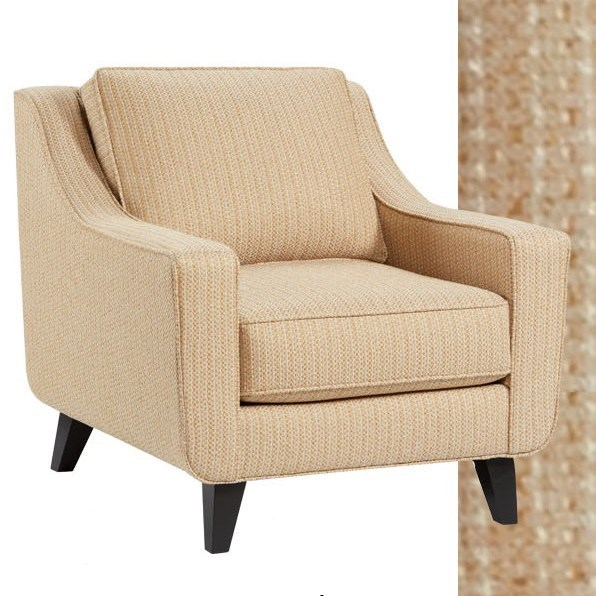 1392 Accent Chair by FN at Lindy's Furniture Company
