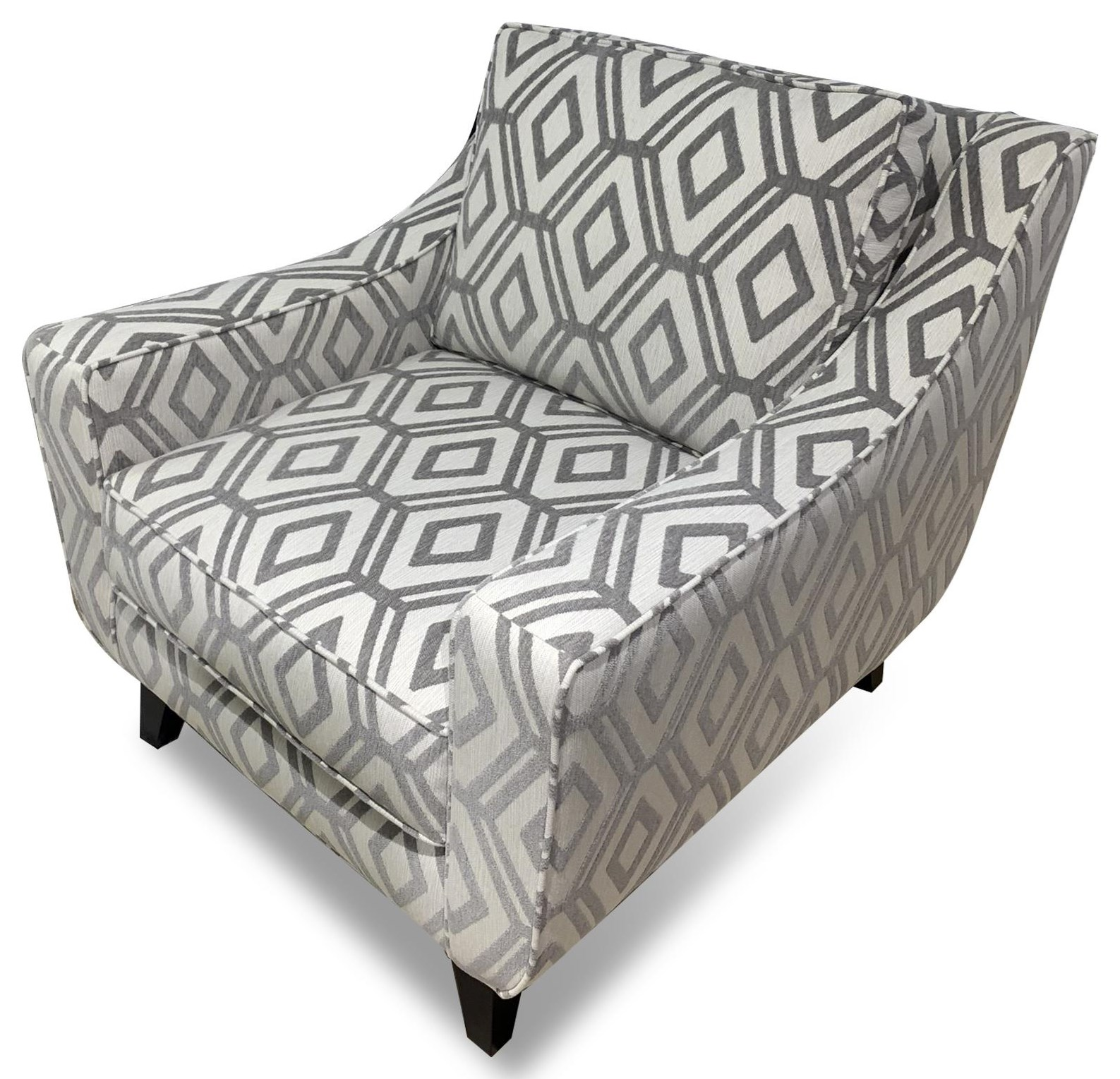 1392 Accent Chair by Kent Home Furnishings at Johnny Janosik