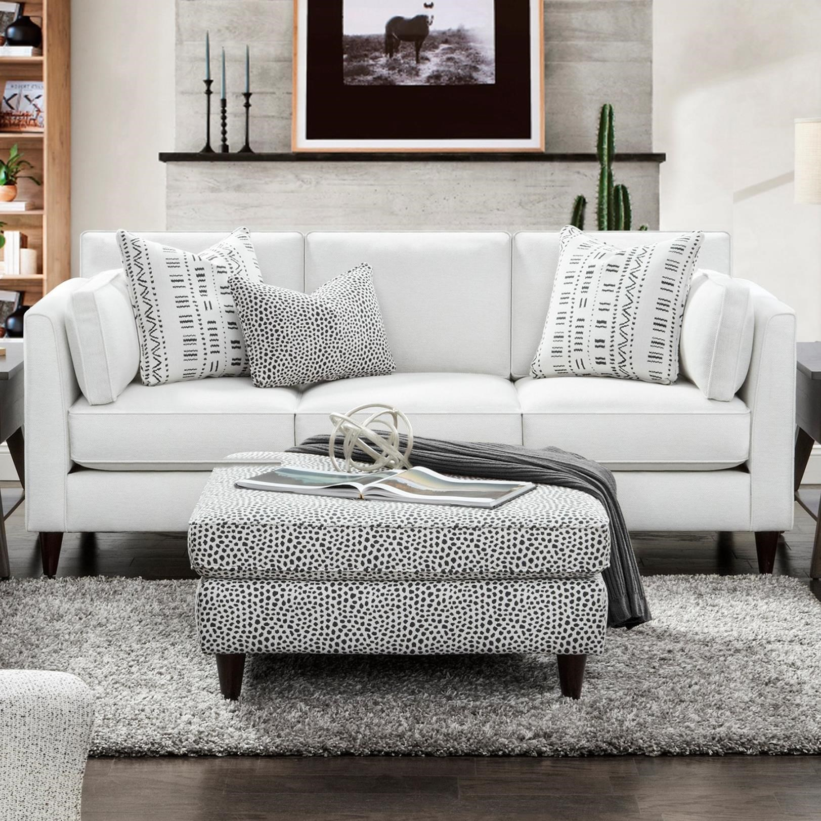 17-00 Sofa by Fusion Furniture at Furniture Superstore - Rochester, MN