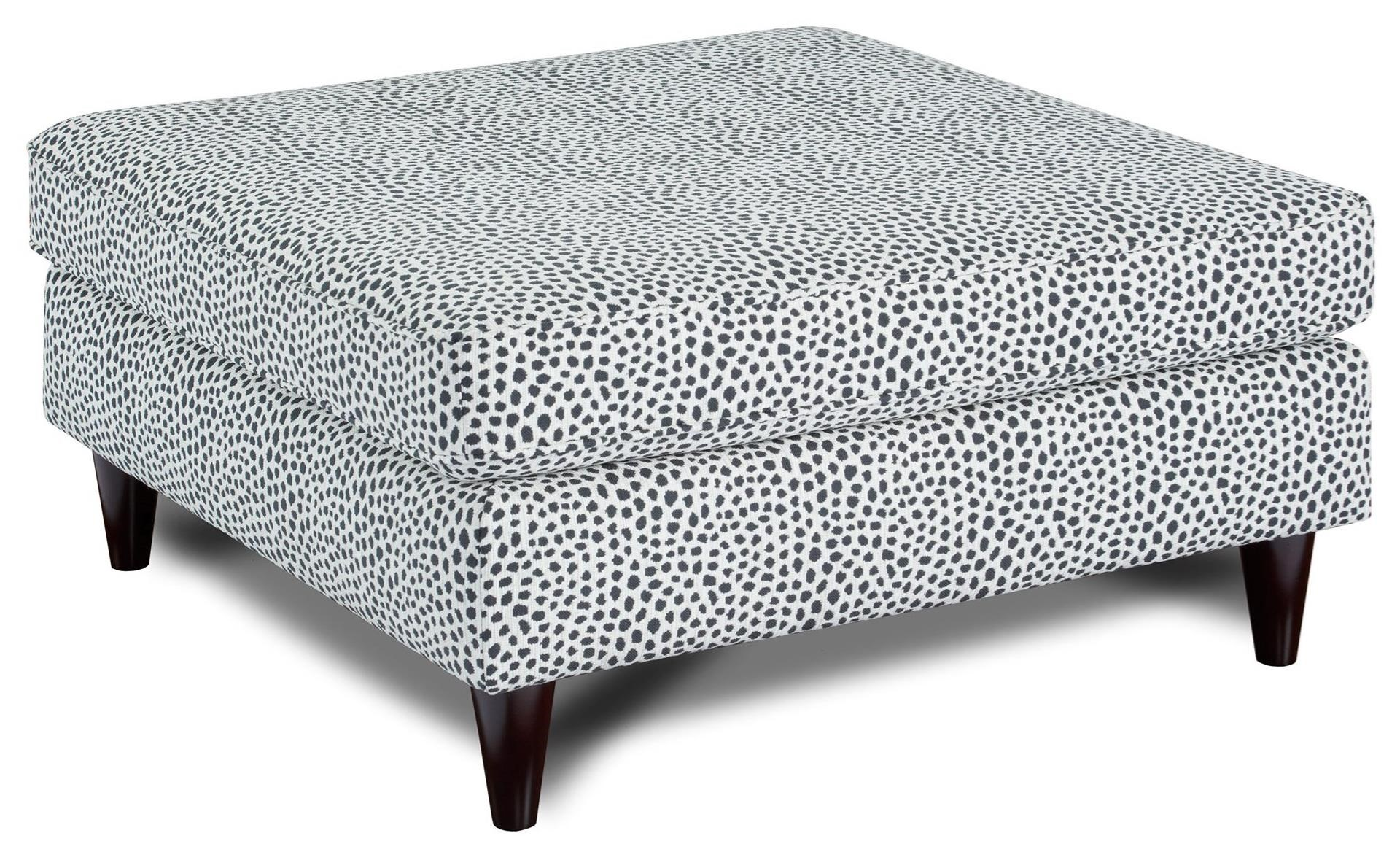 170 Ottoman by Fusion Furniture at Dean Bosler's