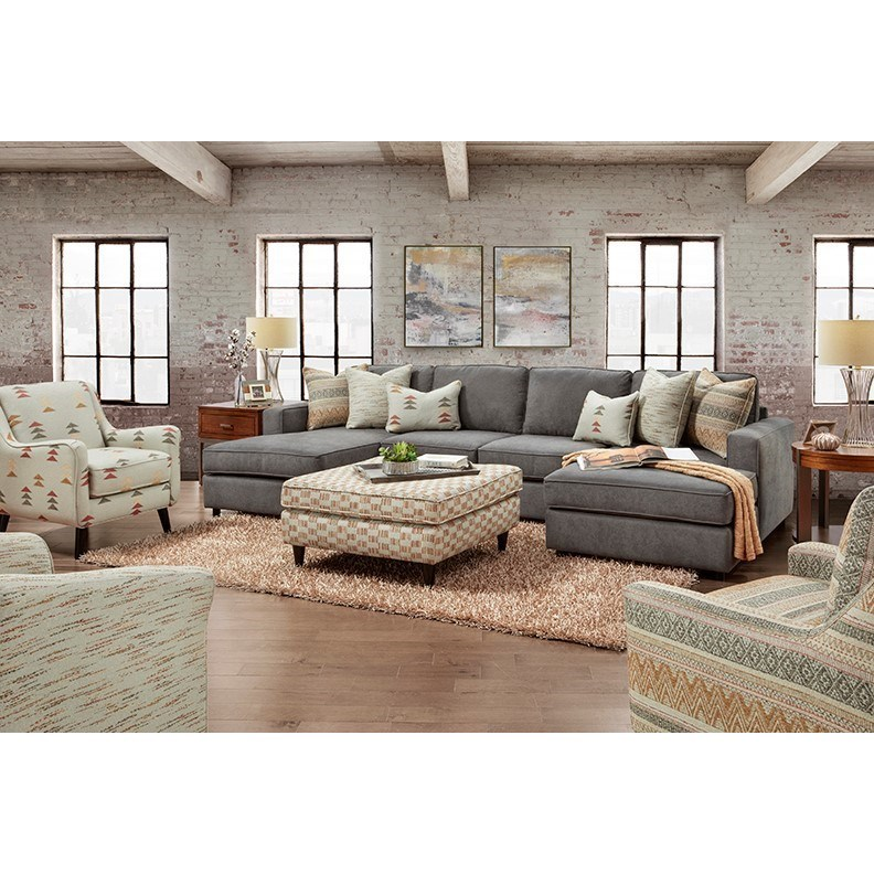 2061 Living Room Group by Fusion Furniture at Prime Brothers Furniture