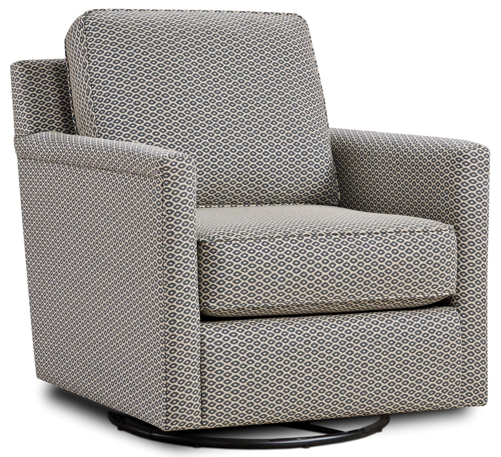 21-02 Swivel Glider Chair by Fusion Furniture at Story & Lee Furniture