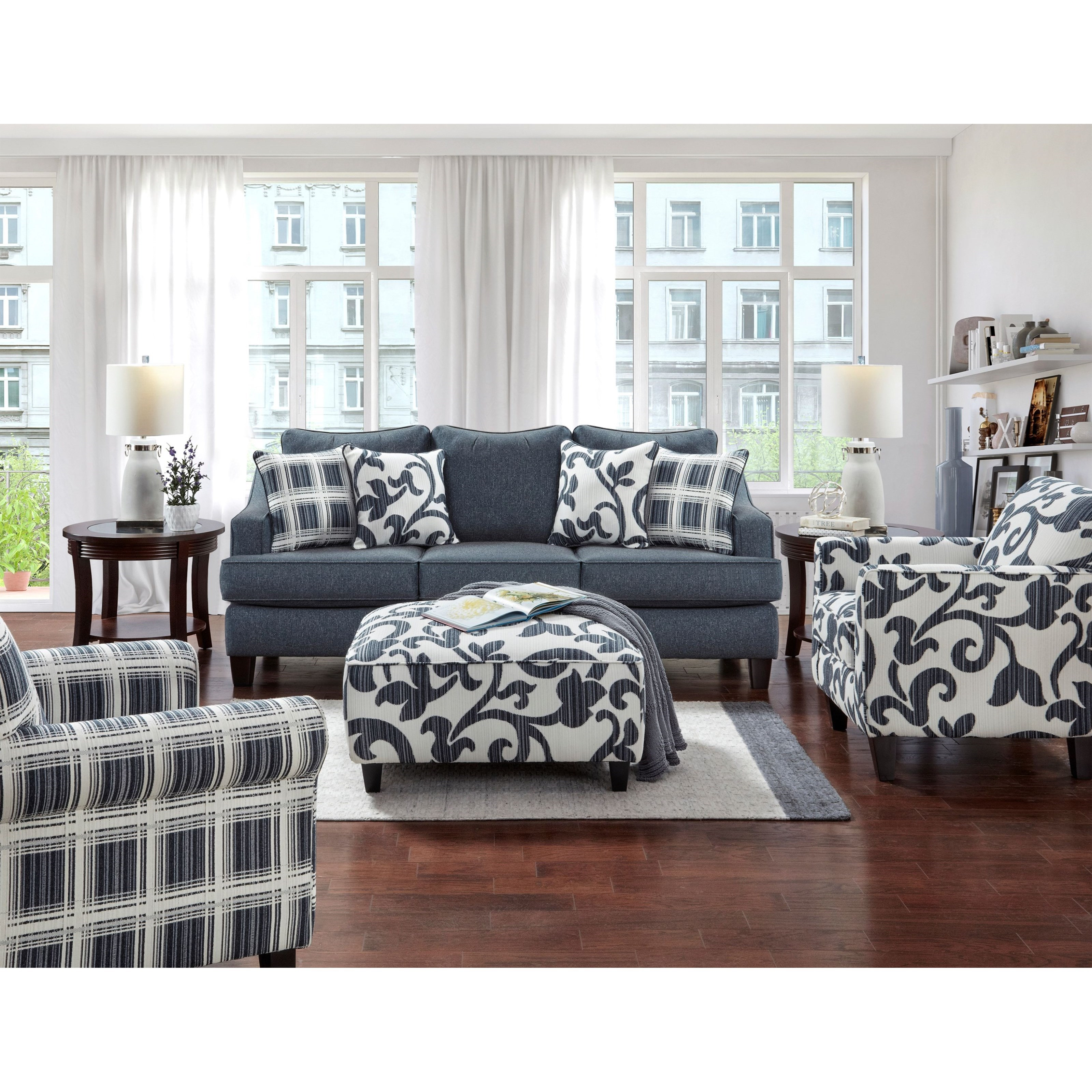 2330 Living Room Group by Fusion Furniture at Prime Brothers Furniture