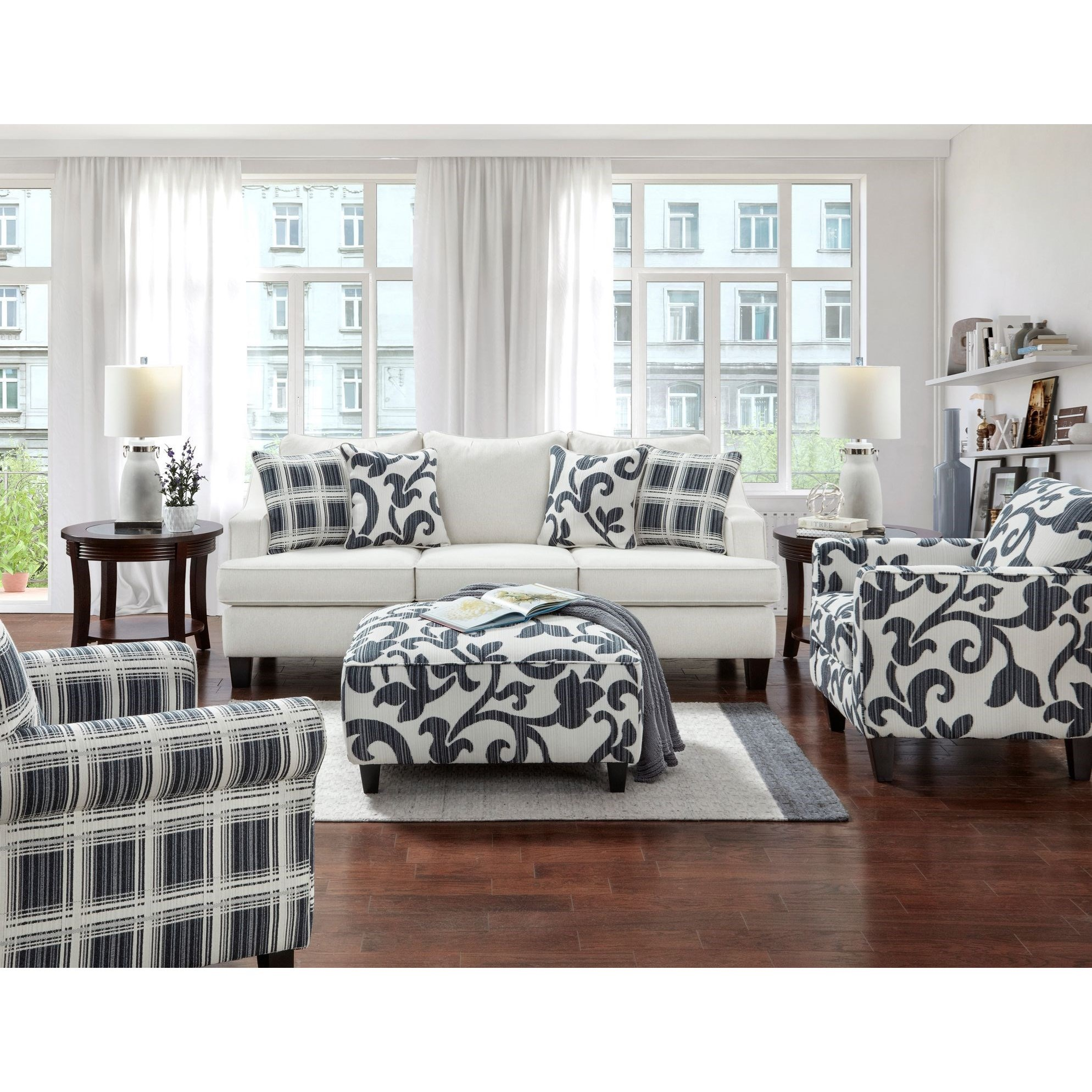 2330 Living Room Group by FN at Lindy's Furniture Company