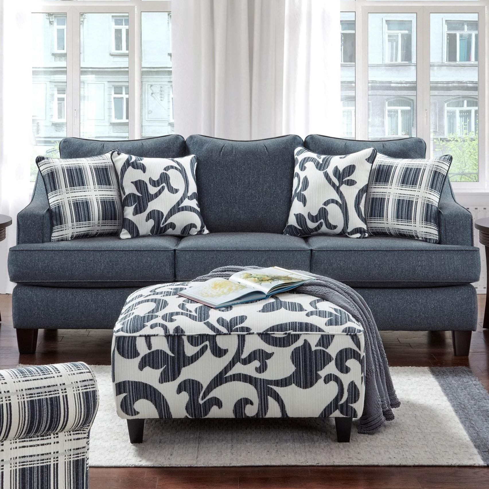 2330 Sofa by Fusion Furniture at Story & Lee Furniture