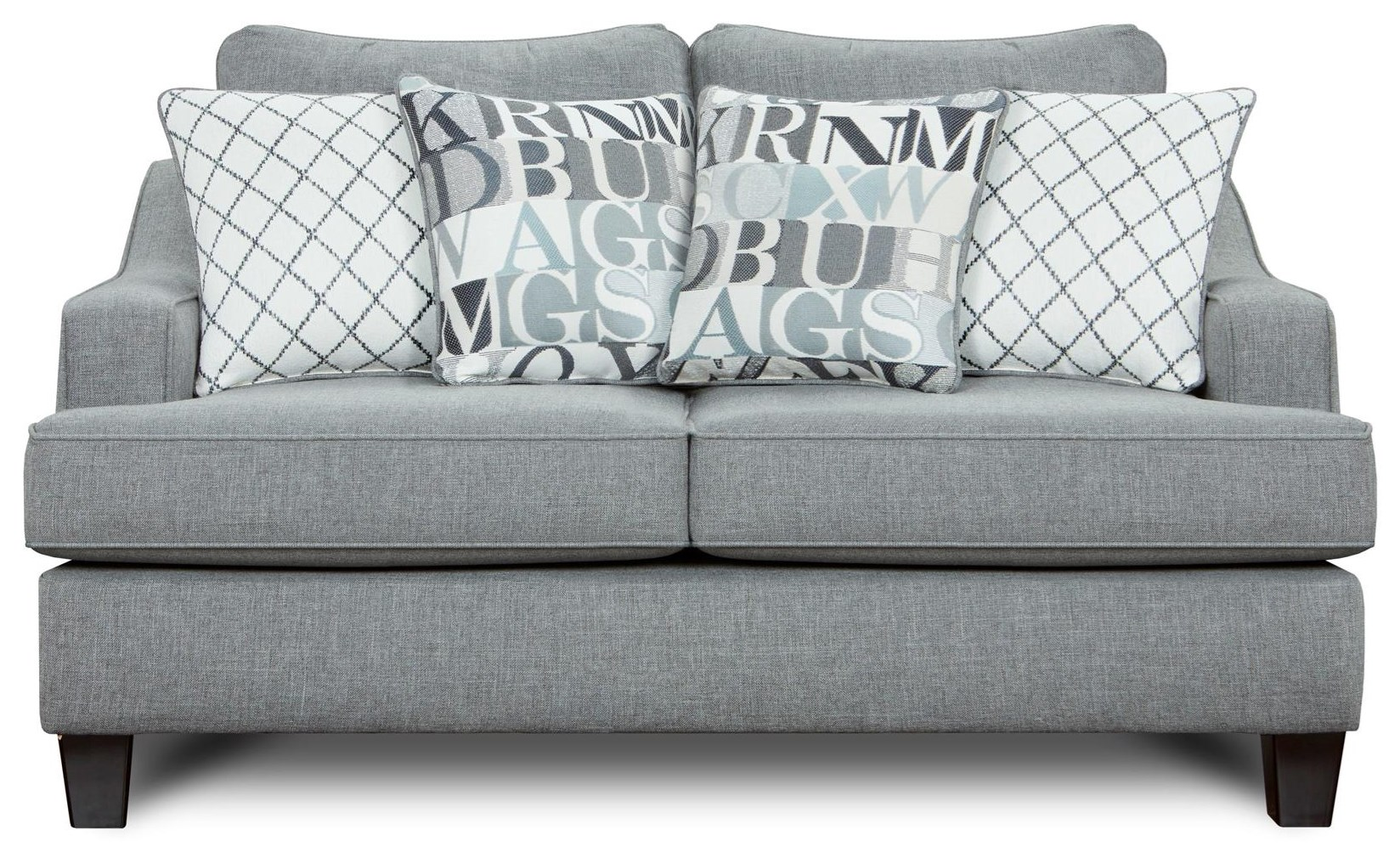 2330 Loveseat by Kent Home Furnishings at Johnny Janosik