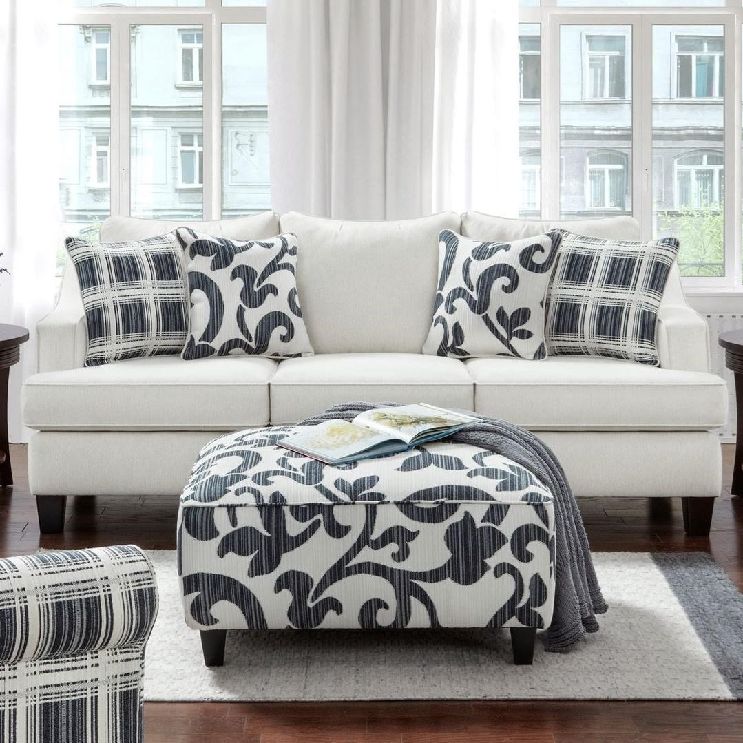2330 Sleeper Sofa by Fusion Furniture at Furniture Superstore - Rochester, MN