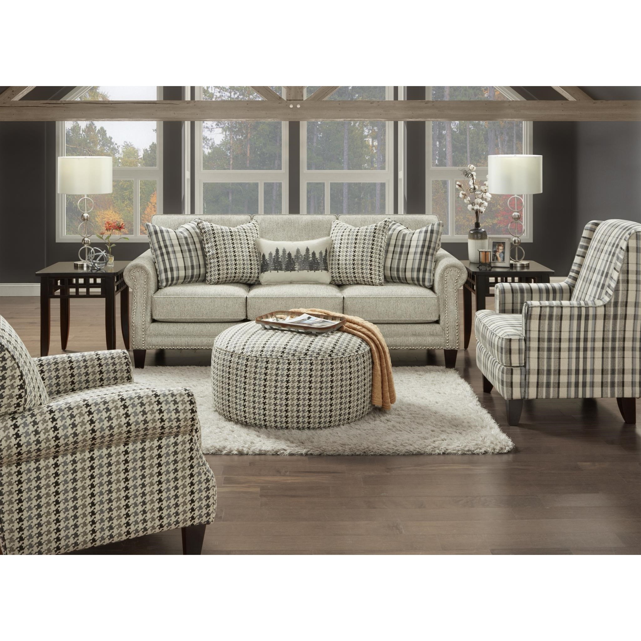 2530 Living Room Group by VFM Signature at Virginia Furniture Market