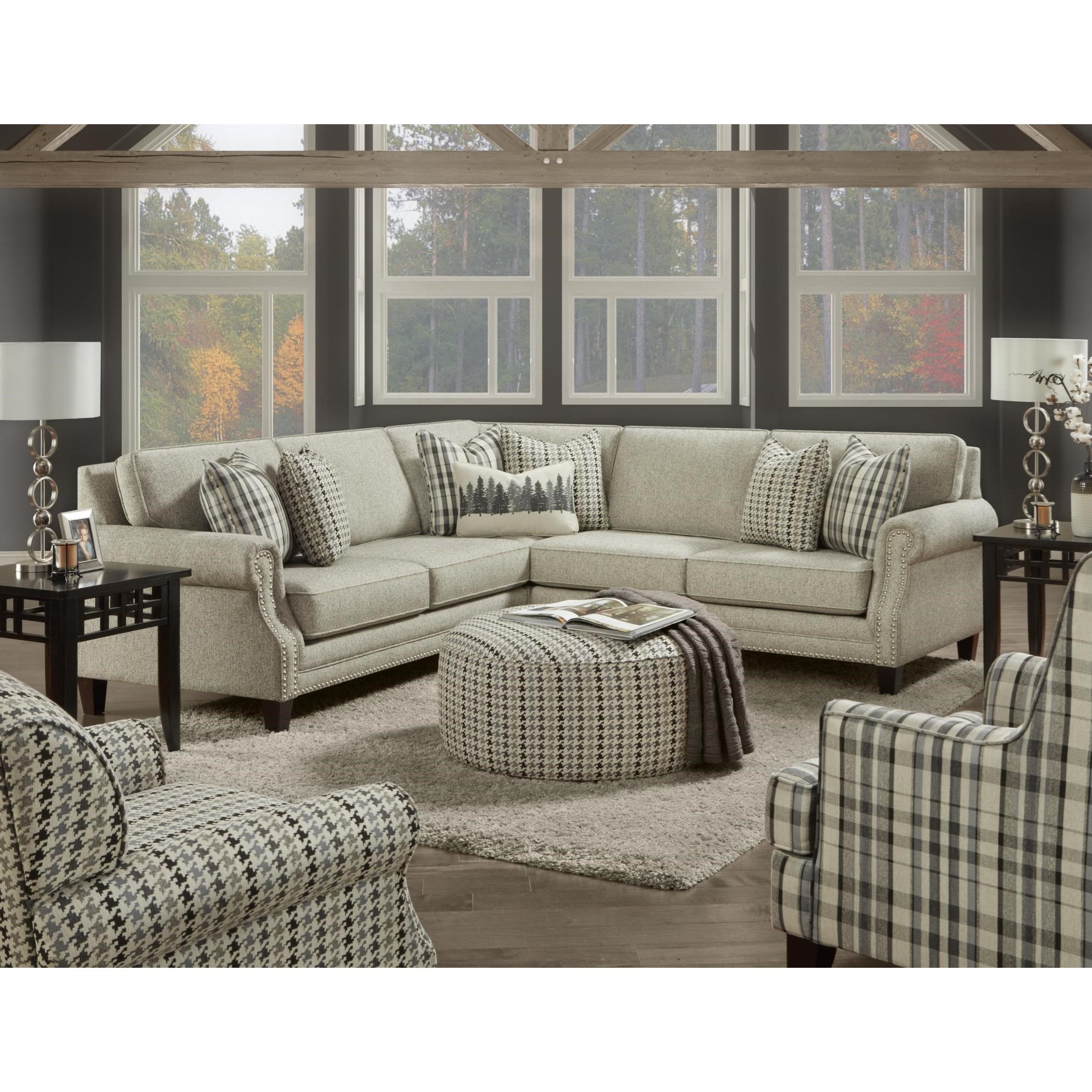 2530 Living Room Group by FN at Lindy's Furniture Company