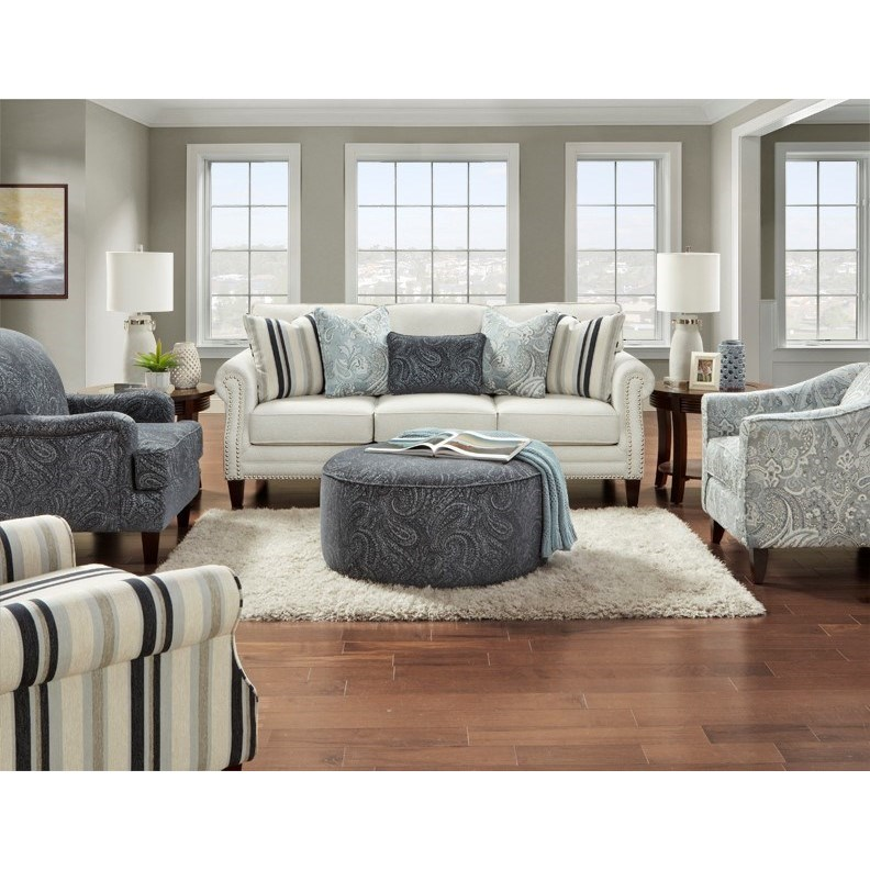 2530 Living Room Group by Fusion Furniture at Miller Waldrop Furniture and Decor