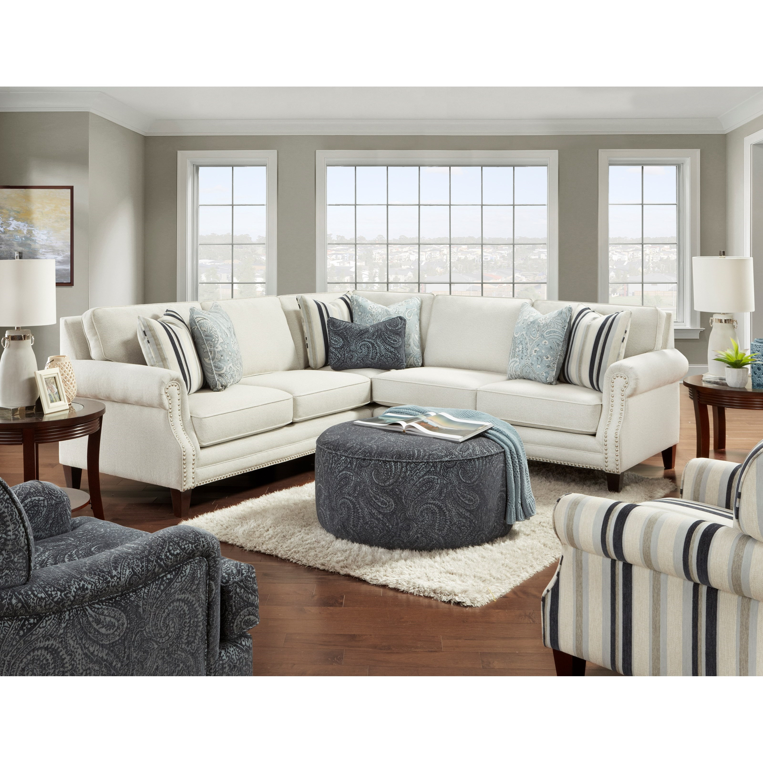2530 Living Room Group by Fusion Furniture at Furniture Superstore - Rochester, MN