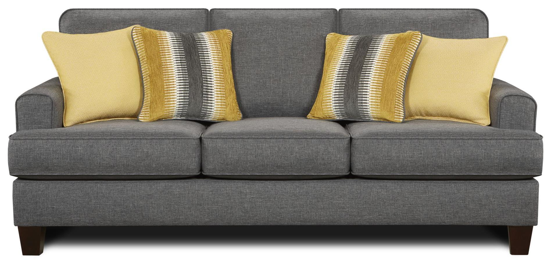 2600 Sleeper by Fusion Furniture at Steger's Furniture