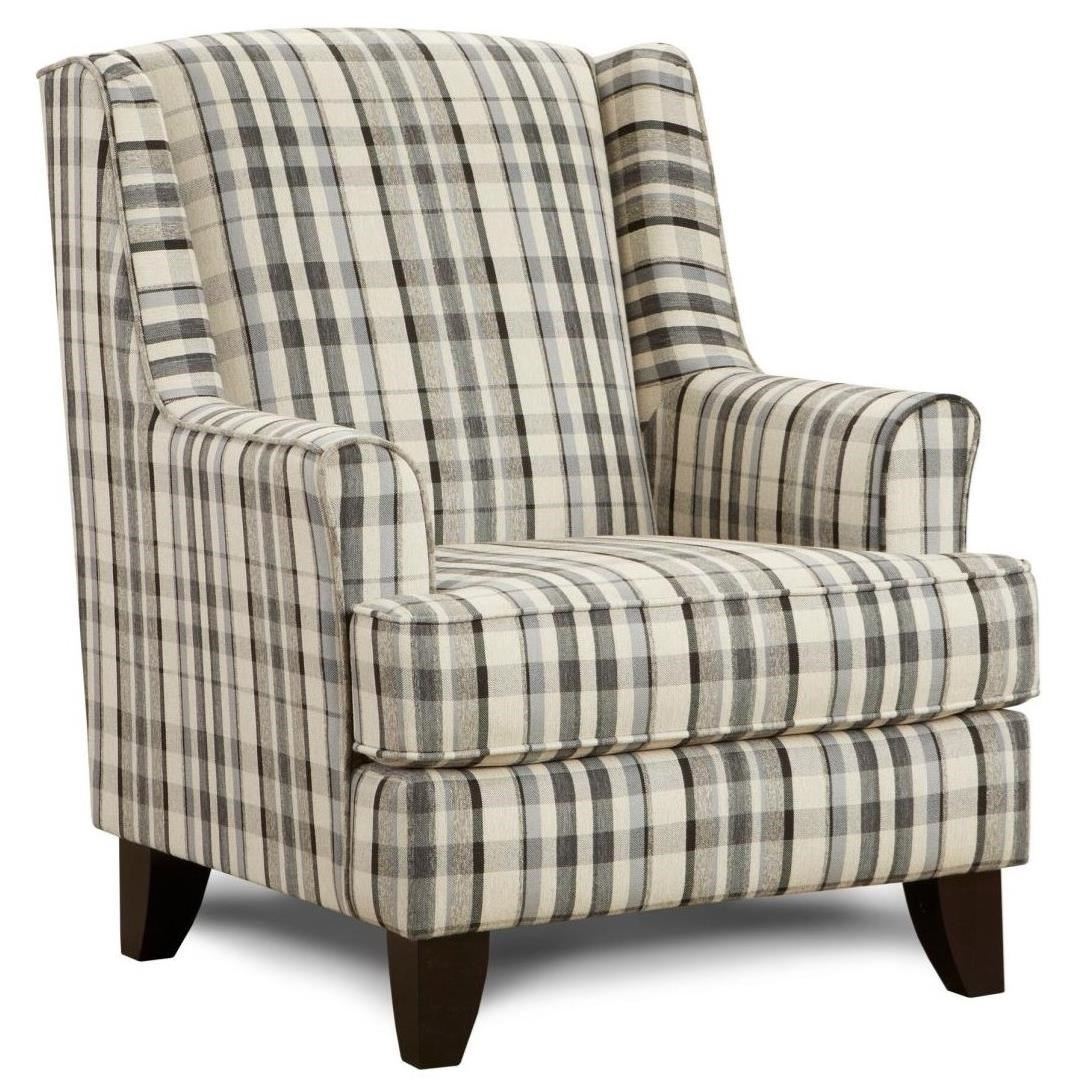 Accent Chairs Chair by Fusion Furniture at Crowley Furniture & Mattress