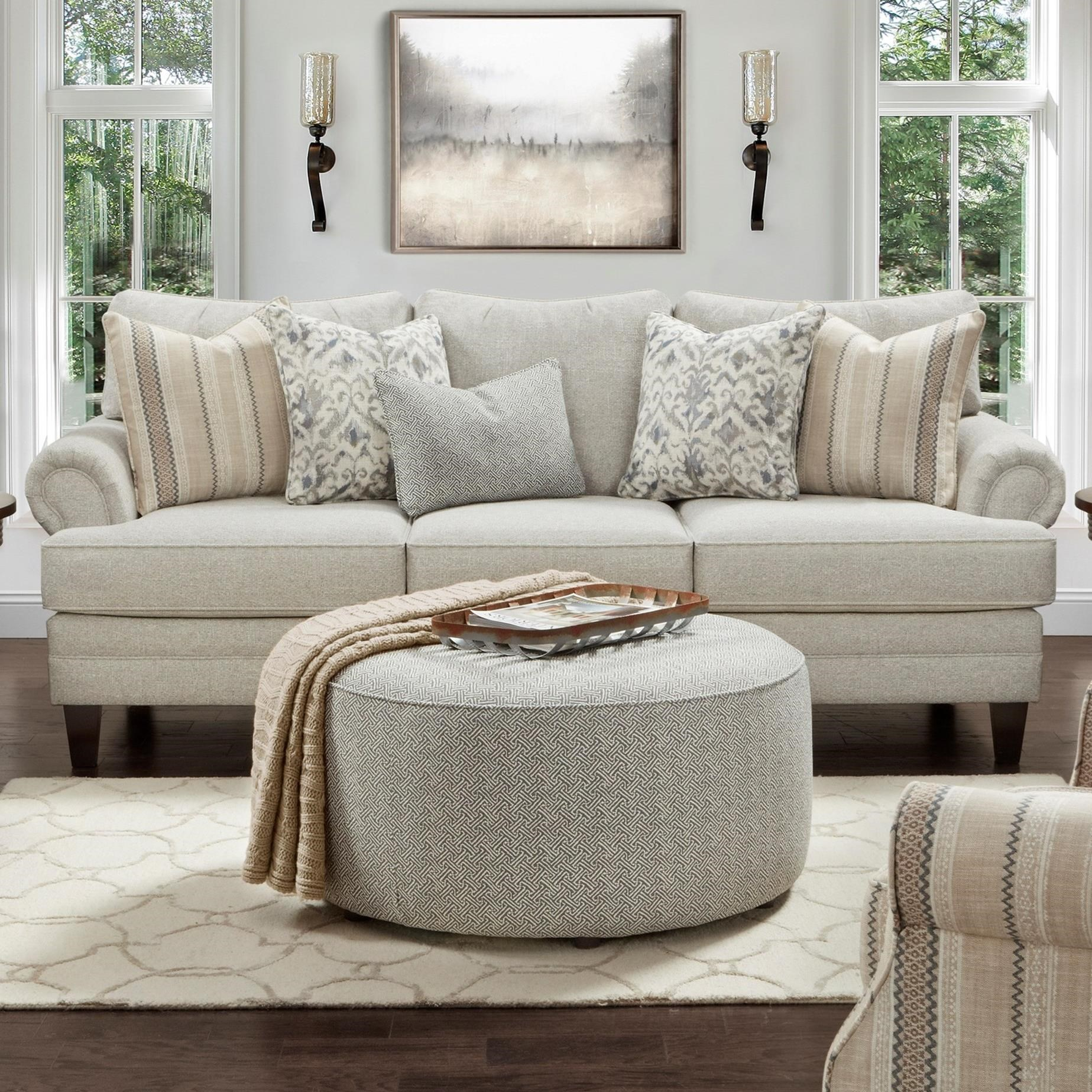 2800-KP Sofa by Fusion Furniture at Furniture Superstore - Rochester, MN