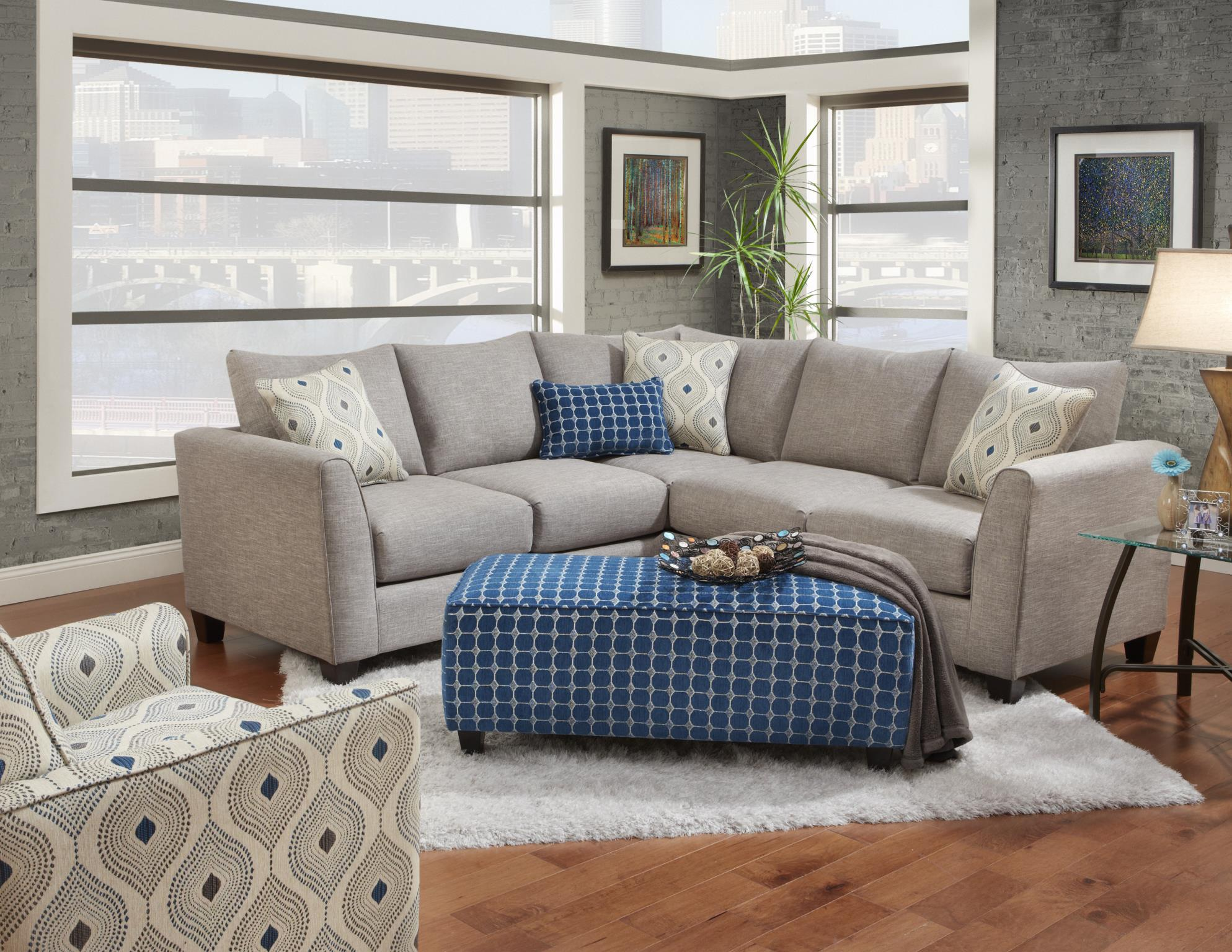 2800 Living Room Group by Fusion Furniture at Furniture Superstore - Rochester, MN