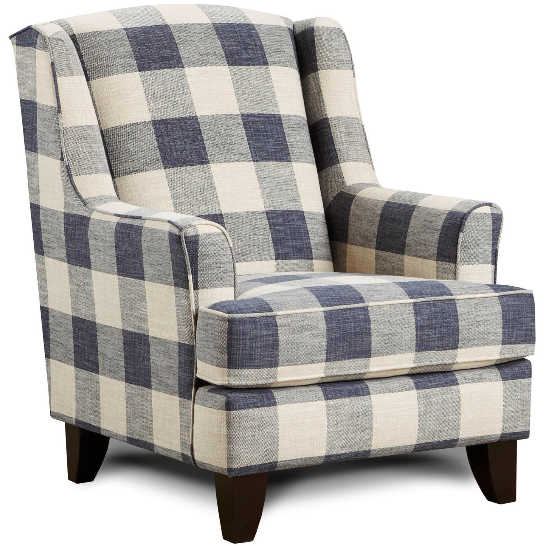 Josephine Accent Chair by Fusion Furniture at Crowley Furniture & Mattress
