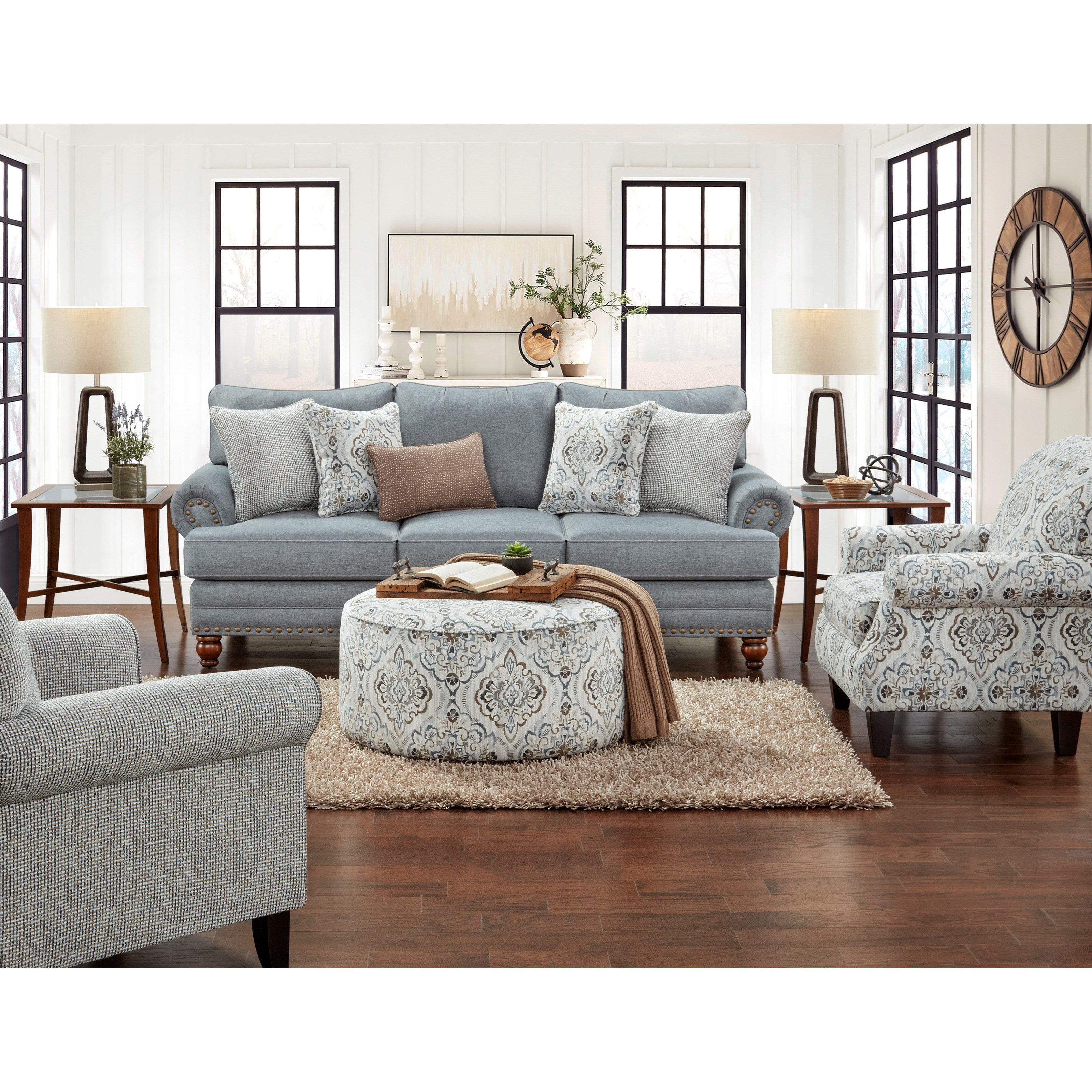 2820 Living Room Group by FN at Lindy's Furniture Company
