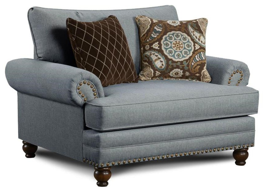 2820 Chair and a Half by Kent Home Furnishings at Johnny Janosik