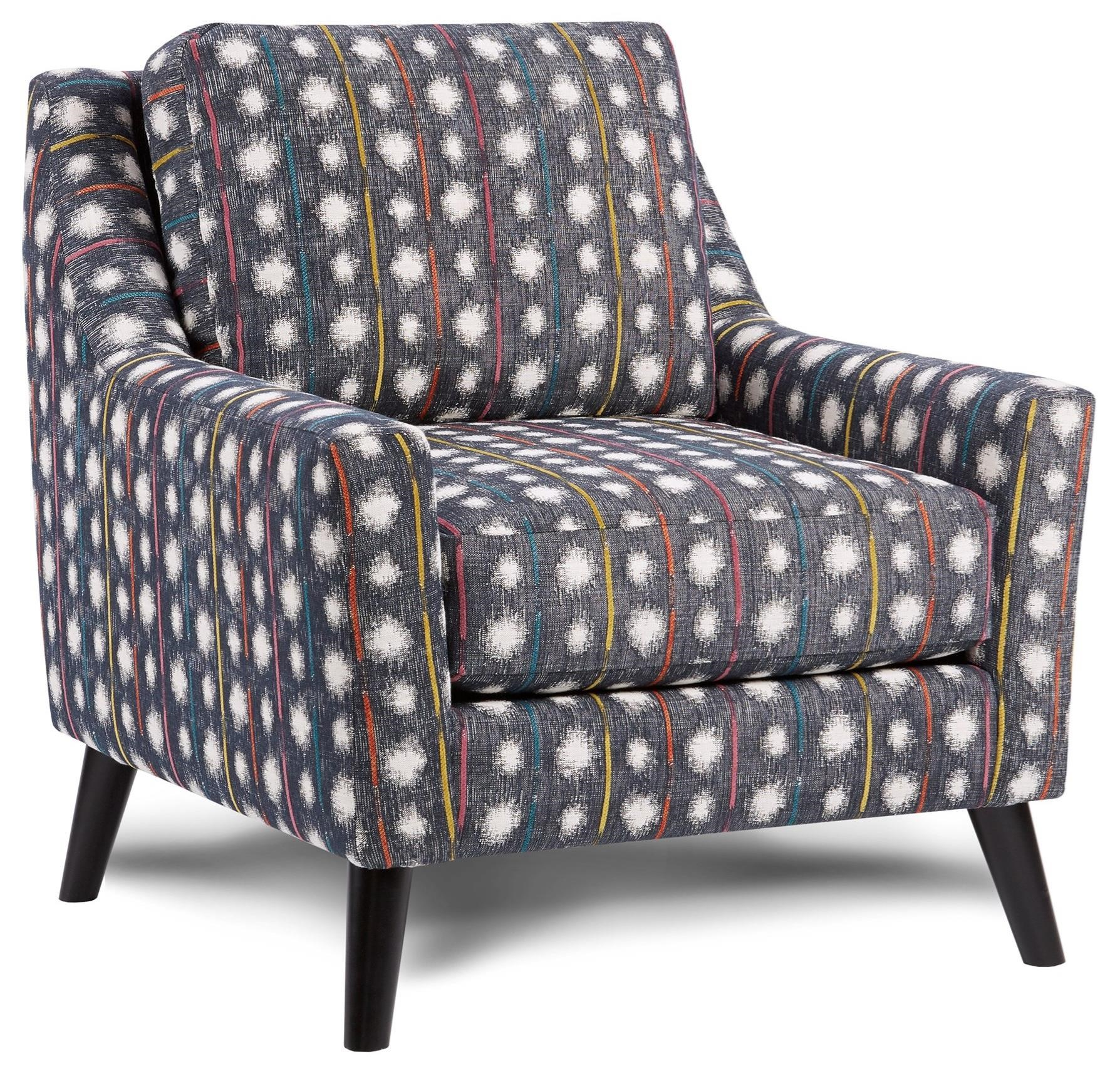 290 Upholstered Chair by Fusion Furniture at Becker Furniture
